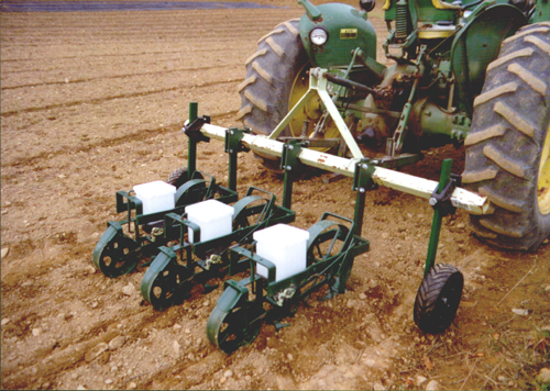 Small Farm Equipment Review Part Ii The Jang Seeder Local Roots Farm