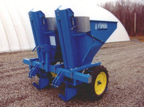 Spedo Potato Planter